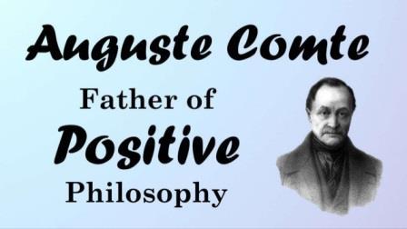 pengertian sosiologi dan penjelasannya-auguste comte