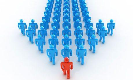 Ilustrasi kepemimpinan dan teori kepemimpinan