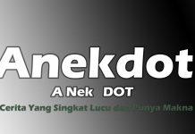 Contoh Anekdot dan Pengertian Anekdot dan contohnya serta struktur anekdot
