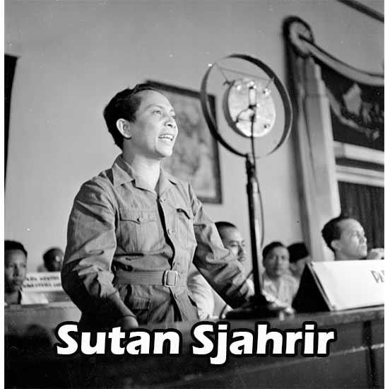 Diplomasi mempertahankan kemerdekaan Indonesia - Sutan Sjahrir