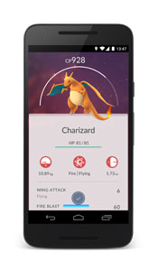 Evolusi menjadi Charizard | Apa itu pokemon go | Bermain pokemon go