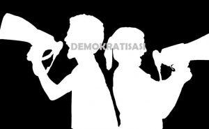Demokratisasi dan Pengertian demokratisasi