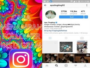 cara memperbanyak follower instagram cara menambah follower instagram