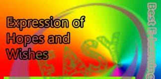 Belajar Bahasa Inggris: Expressing Hopes and Wishes