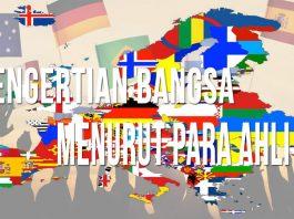 Pengertian bangsa menurut para ahli definisi bangsa menurut para ahli