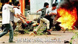 Pelanggaran HAM 1998 Di Jakarta