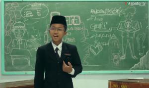 Pidato tentang narkoba seorang siswa di Gontor dalam bahasa Inggris