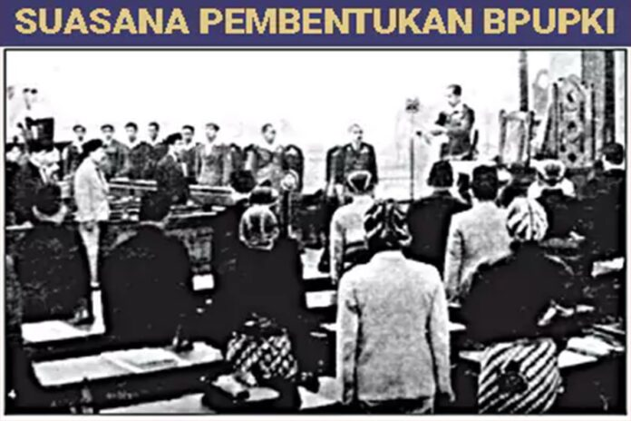 Bagaimana suasana pembentukan BPUPKI dan suasana sidang BPUPKI